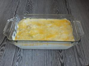Творожная запеканка с манго - фото шаг 7