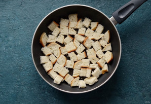 Попкорн из хлеба - фото шаг 3