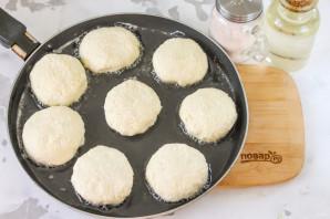 Сырники с протеином - фото шаг 5