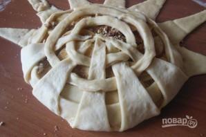 Праздничный пирог - фото шаг 9