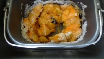Варенье из абрикосов в хлебопечке - фото шаг 2