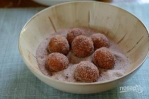 Тыквенно-рисовые пончики - фото шаг 6