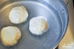 Дрожжевые булочки - фото шаг 3