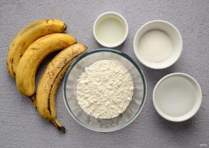 Вареники с бананом - фото шаг 1