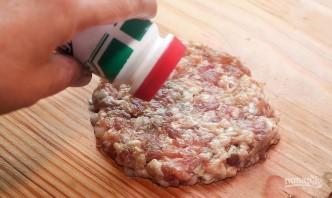 Бургер - фото шаг 2