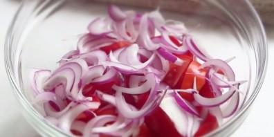 "Легкий салат ""Гармония"" без майонеза - фото шаг 1"