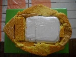 "Торт ""Киндер сюрприз"" - фото шаг 5"