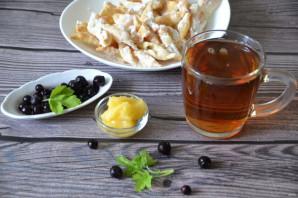 Чай из листьев черной смородины - фото шаг 4