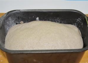 Ржаной хлеб на кефире  - фото шаг 3