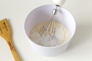 Пирог с копченой курицей - фото шаг 3