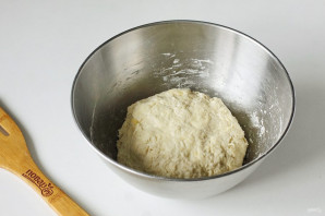 Хлеб без соли - фото шаг 6