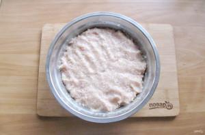 Мясной куриный хлеб - фото шаг 7