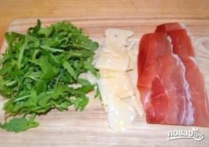 Итальянский салат с макаронами - фото шаг 3