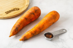 Сок из моркови - фото шаг 1