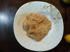 Пряничное тесто - фото шаг 5