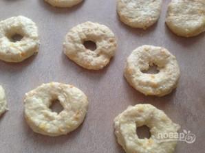 Апельсиновые пончики - фото шаг 6