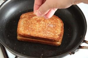 Сэндвич с сыром  - фото шаг 4