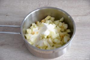 Муссовый яблочный торт - фото шаг 12