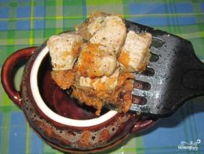 Свинина с рисом в горшочке - фото шаг 2