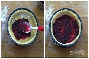 Сладкий пирог с черешней - фото шаг 2