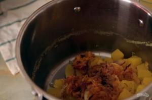 Пряный суп-пюре из тыквы - фото шаг 4