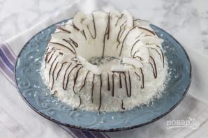 Кокосовый десерт - фото шаг 7