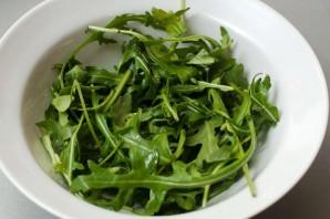 Свекольный салат с козьим сыром - фото шаг 4