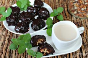 Чернослив в шоколаде с коньяком - фото шаг 10