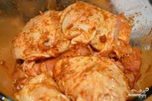 Бедрышки в духовке с корочкой - фото шаг 2