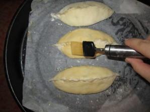 Пирожки печеные с мясом - фото шаг 6