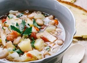 Овощной суп с капустой - фото шаг 3