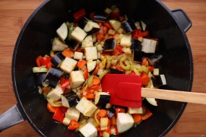 Овощная токана - фото шаг 9