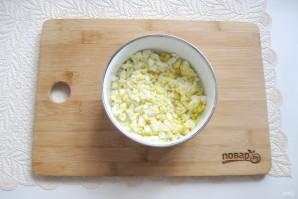 Пирог со щавелем и яйцом - фото шаг 4