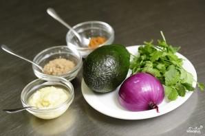 Простой салат из авокадо - фото шаг 1