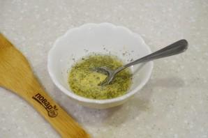 Салат из картофеля с форелью - фото шаг 1