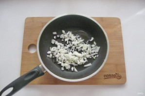 Фунчоза в сливочном соусе - фото шаг 2