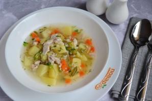Рыбный суп с солеными огурцами - фото шаг 7