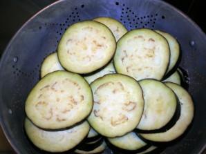 Баклажаны с сыром и чесноком - фото шаг 2