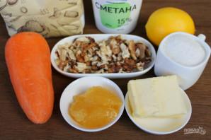 Морковный пирог без яиц - фото шаг 1