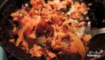 Постный грибной суп из шампиньонов - фото шаг 3