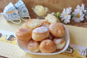 """Пончики """"Бомболони"""" - фото шаг 17"""