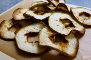 Яблочные чипсы - фото шаг 3