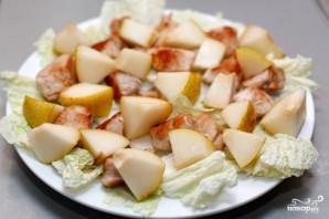 Ямайский куриный салат - фото шаг 3