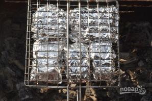 Пеленгас на мангале - фото шаг 10