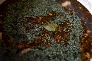 Пряный картофельный суп с орехами - фото шаг 7