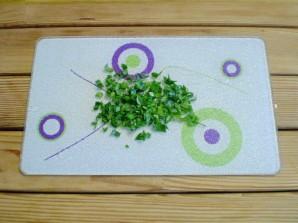 Картошка с солеными огурцами - фото шаг 8