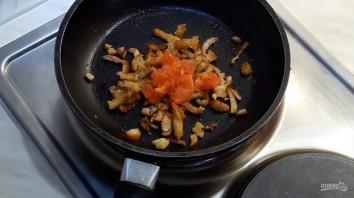 Мясо, фаршированное грушей и горгонзолой - фото шаг 4
