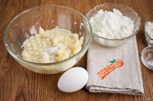 Картофельные сырники - фото шаг 2