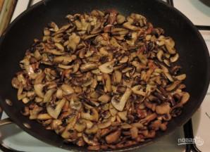 Жульен из свинины с грибами - фото шаг 1