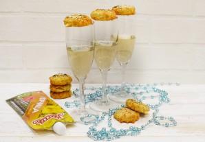 Сырное печенье с горчицей - фото шаг 7